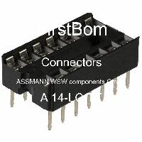 A 14-LC-TT - ASSMANN WSW components GmbH - 커넥터