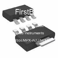 LP3855EMPX-ADJ/NOPB - Texas Instruments
