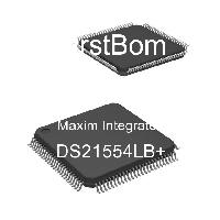 DS21554LB+ - Maxim Integrated Products