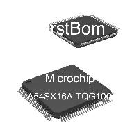 A54SX16A-TQG100 - Microsemi Corporation