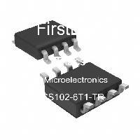 ACS102-6T1-TR - STMicroelectronics - 트라이 액