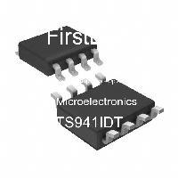 TS941IDT - STMicroelectronics - 연산 증폭기-Op 증폭기