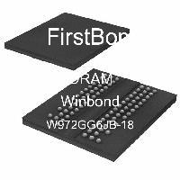 W972GG6JB-18 - Winbond Electronics Corp