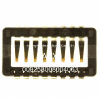 009258008004063 - AVX Corporation - 배터리 홀더, 클립 및 접점