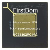 MC68302RC16C - NXP Semiconductors - 마이크로 프로세서-MPU