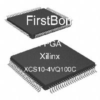 XCS10-4VQ100C - Xilinx