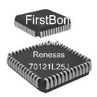 70121L25J - Renesas Electronics Corporation