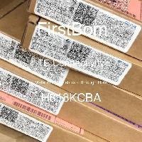 H818KCBA - TE Connectivity - 금속 필름 저항기-스루 홀
