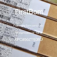 XPC850ZT50BU - NXP Semiconductors - 마이크로 프로세서-MPU