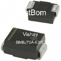 SMBJ70A-E3/52 - Vishay Intertechnologies