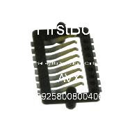 009258008004064 - AVX Corporation - 배터리 홀더, 클립 및 접점