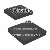 CYWB0124AB-BVXIT - Cypress Semiconductor