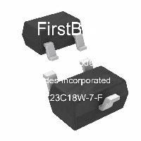 AZ23C18W-7-F - Diodes Incorporated - 제너 다이오드