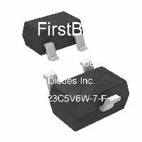 AZ23C5V6W-7-F - Zetex / Diodes Inc - 제너 다이오드