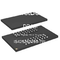 IS42S16320B-7BL - Integrated Silicon Solution Inc