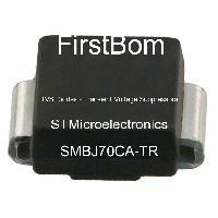 SMBJ70CA-TR - STMicroelectronics