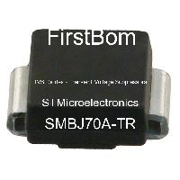 SMBJ70A-TR - STMicroelectronics