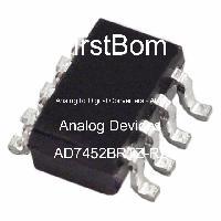 AD7452BRTZ-R2 - Analog Devices Inc