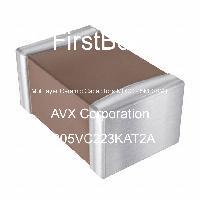 0805VC223KAT2A - AVX Corporation - 다층 세라믹 커패시터 MLCC-SMD / SMT