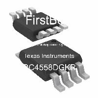 RC4558DGKR - Texas Instruments