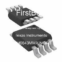 LMH6643MMX/NOPB - Texas Instruments