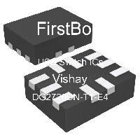 DG2720DN-T1-E4 - Vishay Siliconix - USB 스위치 IC