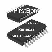 74FCT3244ASOG8 - Renesas Electronics Corporation