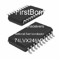 74LVX245MX - ON Semiconductor