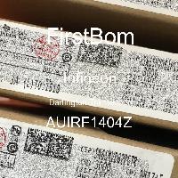 AUIRF1404Z - Infineon Technologies AG - 달링턴 트랜지스터