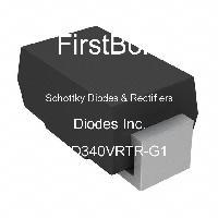 APD340VRTR-G1 - Diodes Incorporated - 쇼트 키 다이오드 및 정류기