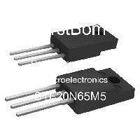 STF20N65M5 - STMicroelectronics