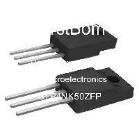 STP4NK50ZFP - STMicroelectronics