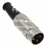 05BL3MX - Switchcraft Inc. - DIN 커넥터