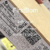AUIRF7313QTR - Infineon Technologies AG - RF 양극성 트랜지스터