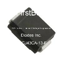 SMCJ43CA-13-F - Diodes Incorporated