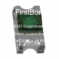 0402ESDA-MLP7 - Eaton Corporation - ESD 억 제기