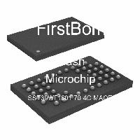 SST39WF1601-70-4C-MAQE - Microchip Technology Inc