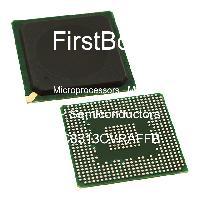MPC8313CVRAFFB - NXP Semiconductors - 마이크로 프로세서-MPU