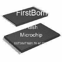 SST39VF1681-70-4C-EKE - Microchip Technology Inc