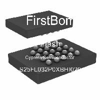 S25FL032P0XBHI020 - Cypress Semiconductor