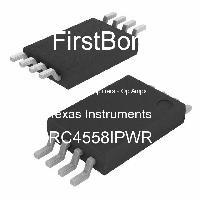 RC4558IPWR - Texas Instruments