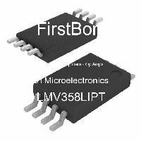 LMV358LIPT - STMicroelectronics