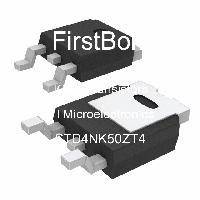 STD4NK50ZT4 - STMicroelectronics
