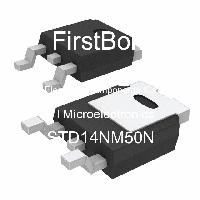 STD14NM50N - STMicroelectronics