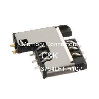 CCM03-3754LFT R102 - C&K Components