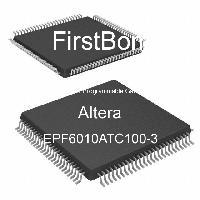 EPF6010ATC100-3 - Altera Corporation