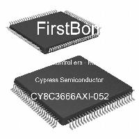 CY8C3666AXI-052 - Cypress Semiconductor
