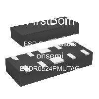 ESDR0524PMUTAG - ON Semiconductor
