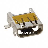 10118241-001RLF - FCI - HDMI, 디스플레이 포트 및 DVI 커넥터