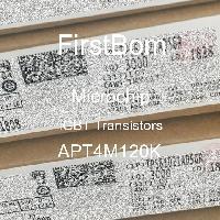 APT4M120K - Microsemi - IGBT 트랜지스터
